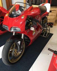 Ducati 748, Ducati Monster, Sport Bikes, Bikers, Devil, Audi, Cycling, Motorcycle, Fan