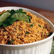 Cilantro+Lime+Basmati+Brown+Rice. Great addition to the repertoire!!