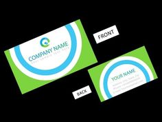 Illustrator tutorial business card design youtube designlearn name cards videos youtube reheart Choice Image
