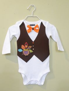 Thanksgiving Outfits For Baby Boys Projects To Try Pinterest