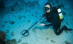 Which Kind of Underwater Metal Detector Is the Best?  Treasures are not just buried in the ground, but also sank underwater. The number of underwater treasures is large that you can't imagine. Treasure hunters also want to conquer the underwater fortunes. Thus, taking the time to select the best type of underwater metal detector is important