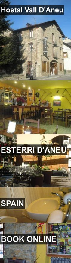 Hotel Hostal Vall D'Aneu in Esterri d'Aneu, Spain. For more information, photos, reviews and best prices please follow the link. #Spain #Esterrid'Aneu #travel #vacation #hotel