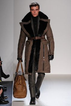 what better way to stay warm and look good as hell then in some Belstaff