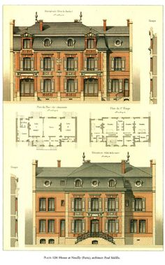 Details of Victorian Architecture British Architecture, Victorian Architecture, Architecture Drawings, Facade Architecture, Sustainable Architecture, Landscape Architecture, Vintage House Plans, Architectural Antiques, Architectural Sketches