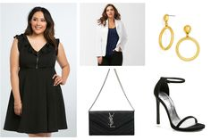 Work Outfit Ideas for Hot Summer Days