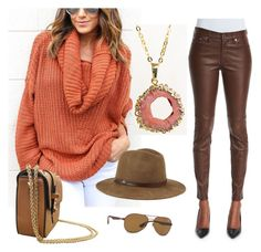 Soft by glirendree on Polyvore featuring moda, Ralph Lauren Collection, Christys' and Ray-Ban