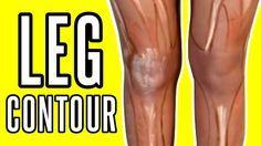 HOW TO CONTOUR YOUR LEGS - http://urbangyal.com/leg-contouring/