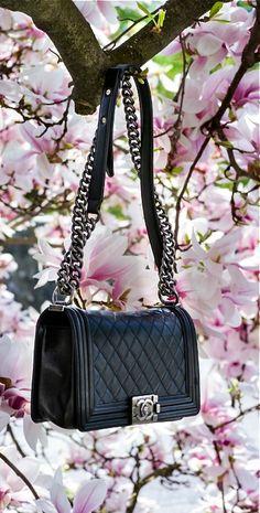 Chanel / boy bag