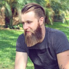 Edu Batisaldo - full thick blond beard mustache beards bearded bearding blonde #beardsforever