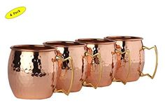 A29® Moscow Mule 100 % Solid Pure Copper Unlined Mug /Cup (16-Ounce/Set of 4, Hammered), http://www.amazon.com/dp/B00NKSJ8IE/ref=cm_sw_r_pi_awdm_-Hqpwb1QQQK19