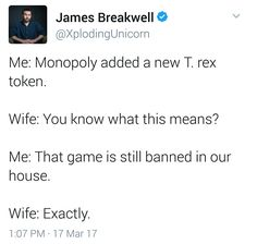 That rule saved our marriage.
