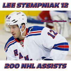 Lee Stempniak Reaches 200 NHL Assists   Spyder Sports Lounge