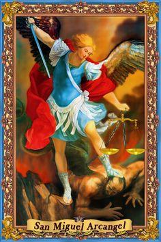 Santa Bernadette, St Michael Tattoo, Angel Protector, Jesus Christ Images, William Adolphe Bouguereau, Moon Images, Angel Crafts, Saint Michel, Jesus Lives