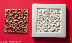 BEAUTIFUL-FILIGREE-SQUARE-CNS-polymer-clay-mold-mould