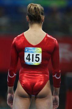 Think, that Ass bare women gymnastics team