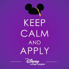 Things They Don't Tell You About The Disney College Program. Really good read!!