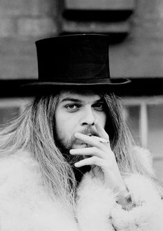 """Leon Russell is a musician and songwriter, who has recorded as a session musician, sideman, and maintained a solo career in music. He wrote and produced """"The Wedding Album"""" with then wife Mary McCreary."""