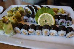 Hapa Sushi advertises a marijuana pairing menu -- hilarious... I wonder if it's just a publicity stunt.