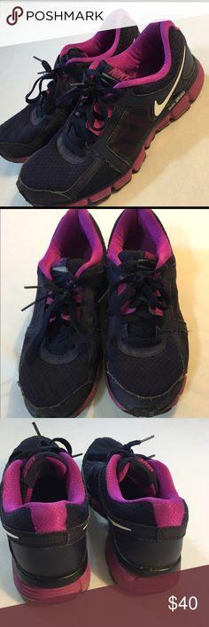 Nike dual fusion I'm good shape still a lot of life left Nike Shoes Sneakers