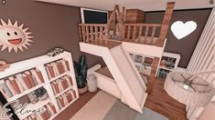 Two Story House Design, Tiny House Layout, House Layouts, Simple Bedroom Design, Simple House Design, Simple House Plans, Family House Plans, Home Building Design, Home Design Plans