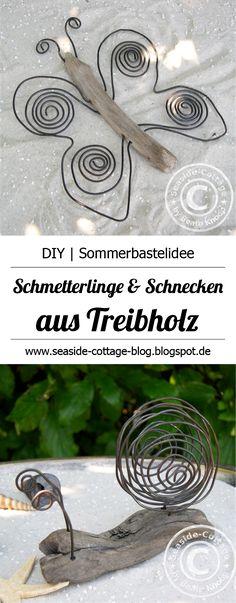 DIY, Treibholz, Treibholzdeko,Basteln mit Treibholz, Anleitung, Treibholzideen
