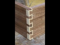 Craftex Dovetail Jig Instructional Video with Mark Eaton by Busy Bee Tools - YouTube