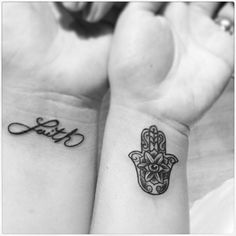 Soon that hamsa hand tattoo will be mine!!!