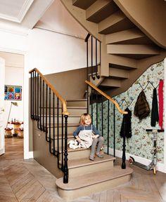 Chi se la ricorda? Una meravigliosa casa pubblicata su CasaFacile Novembre 2011 / @Sanctuary: Haussmann habitat