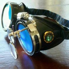 Goggles i bought off Ebay.