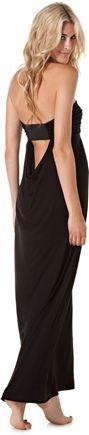 Angelina Maxi DressThe perfect little black maxi.