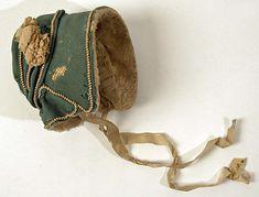 Doll Accessory Date: 1844–45 Culture: American or European Medium: wool