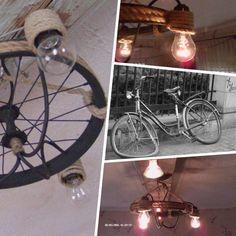 diy loft style lamp