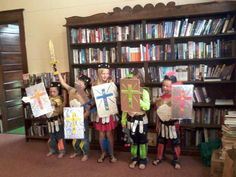 The Armor of God Sunday school lesson and craft