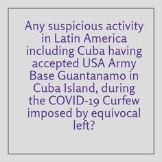 Cuba Island, New York Washington, Army Base, Guatemala City, Criminal Law, French Army, Portuguese, Taiwan, Spanish