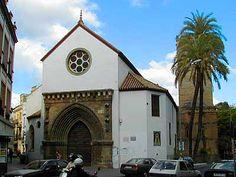 Iglesia de Santa Catalina, Sevilla, Spain