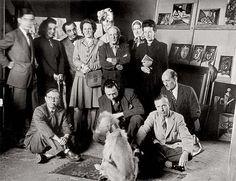 Picasso's Atelier 1940, Simone de Beauvoir, Sartre, Camus......