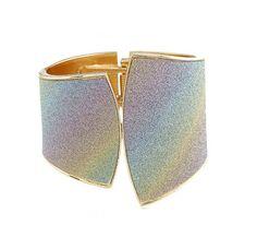Pedras Gold Cuff Bangle & Bracelet
