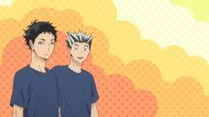 So Kawaiii💕 _______________________________ Anime: Haikyuu _______________________________ Hope you Enjoyed💕♡ Haikyuu Manga, Haikyuu Gif, Haikyuu Karasuno, Kuroo Tetsurou, Haikyuu Funny, Haikyuu Bokuto, Haikyuu Wallpaper, A Silent Voice, Girls Anime