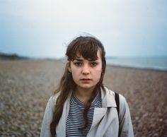 Isabel visited me whilst I was living in Brighton where I was studying just before she left to travel for three months. Photographing Isabel with a much more considered approach than I have previously I looked at the changes vulnerabilities and connections within a sister - sister relationship. I photographed the entire project over a period of months using my Pentax 67 and solely natural light. Its a pretty bulky camera but this slowed me down in the best way possible.  Isabel by Lauren…