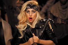 Lady Gaga Kostüm, Judas Lady Gaga, Lady Gaga Halloween Costume, Halloween Ideas, Happy Halloween, Lady Gaga Images, Biker Chick Outfit, Just Dance, New York
