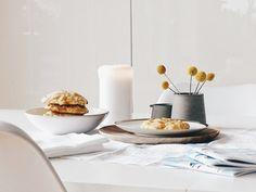 {Teatime...} - Foto von Mitglied Julia Mammilade  #solebich #interior #vase #plate #tablecloth #candle #whitwtable #einrichtung #inneneinrichtung #kerze #teller #schale #schälchen #tischdecke #weißertisch