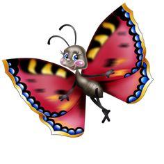 клипарт бабочка