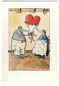 Ζωγραφίζοντας την αληθινή αγάπη.  - ΜΙΚΡΟΠΡΑΓΜΑΤΑ - ΣΤΗΛΕΣ - Blogs - LiFO