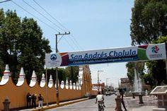 San Andrés Cholula, Pueblo Mágico de fiesta