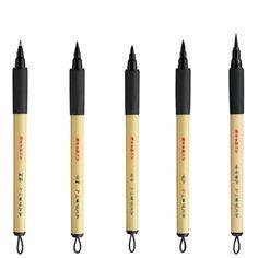 brush pen sverige