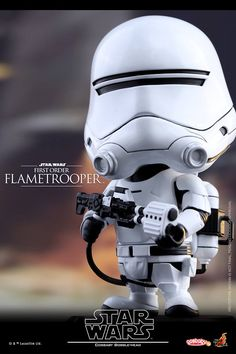 HOT TOYS / COSBABY merchandise (THE FORCE AWAKENS)