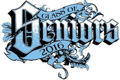 Senior Class 2016 shirts - T-Shirt Design - Classica (clas-927g2)