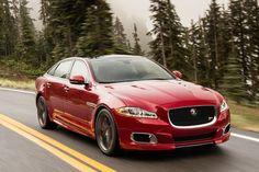 2014 Jaguar XJR Long