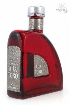 Aha Toro Tequila Anejo - Tequila Reviews at TEQUILA.net