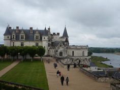 French Country Style Church | Amboise b Chateau